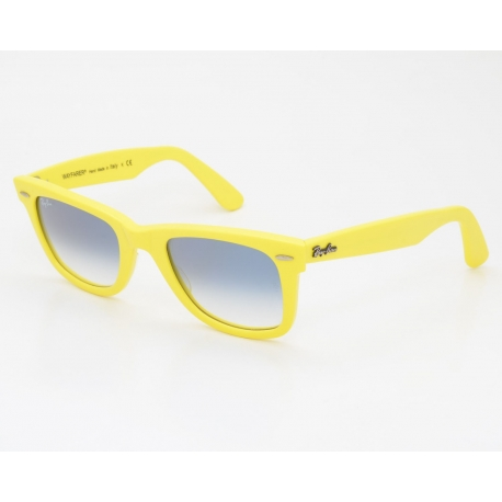 Ray Ban RB2140 2N yellow