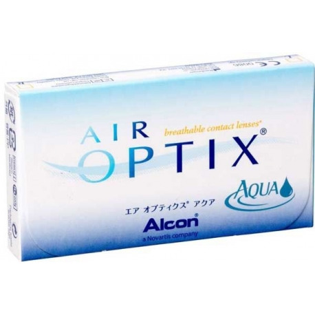 AIR OPTIX AQUA (3шт)