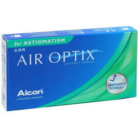 AIR OPTIX plus HydraGlyde FOR АSTIGMATISM